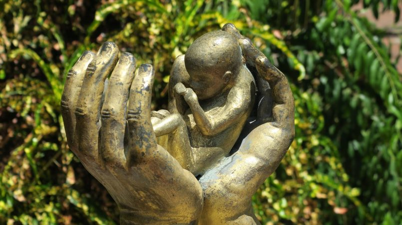Pomnik matki i dziecka
