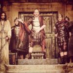 Jezus, Barabasz i Piłat
