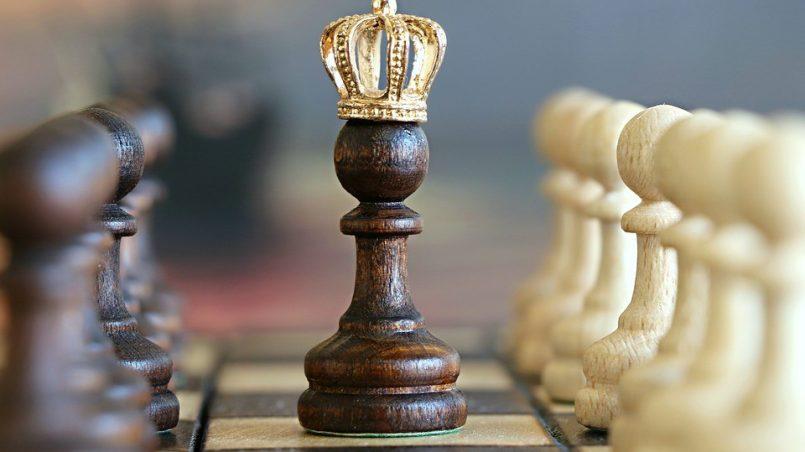 Król pionek
